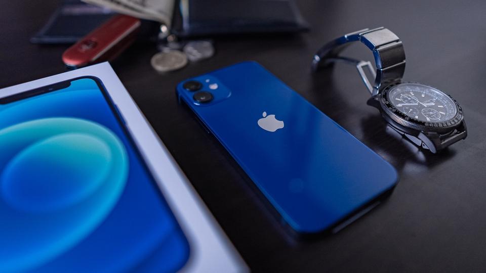 iphone12miniの使用感